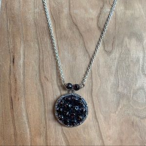 Jewelry - Necklace made with Venetian glass beads